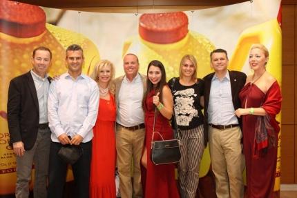 Aloe Home Forever Living | aloehome.gr | Η Golden Team XN με την ηγεσία της Αμερικής στο Μέγαρο Μουσικής