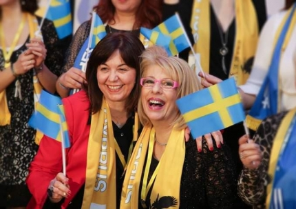 Αλόη Βέρα Forever Living | aloehome.gr | Βράβευση Ταξίδι Σουηδία Μάιος 2019